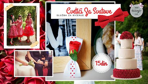 Cvetići za Kićenje Svatova-Cena-Svadbe dekoracija-Cvetići za rever korsaž narukvice za kićenje svatova-Ruzmarin-Dekorativni cvetići za venčanja prodaja