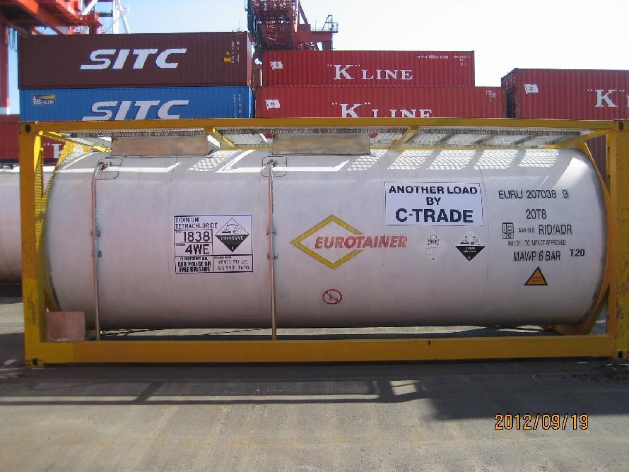 C-Trade Tanker