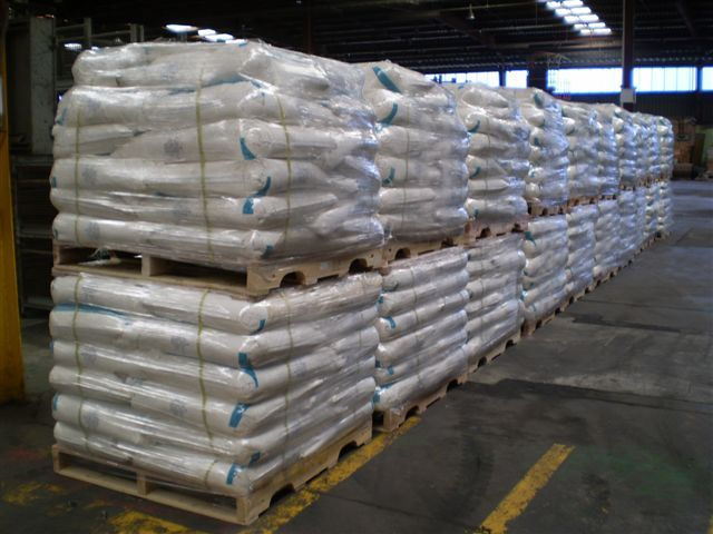 Pallet of product