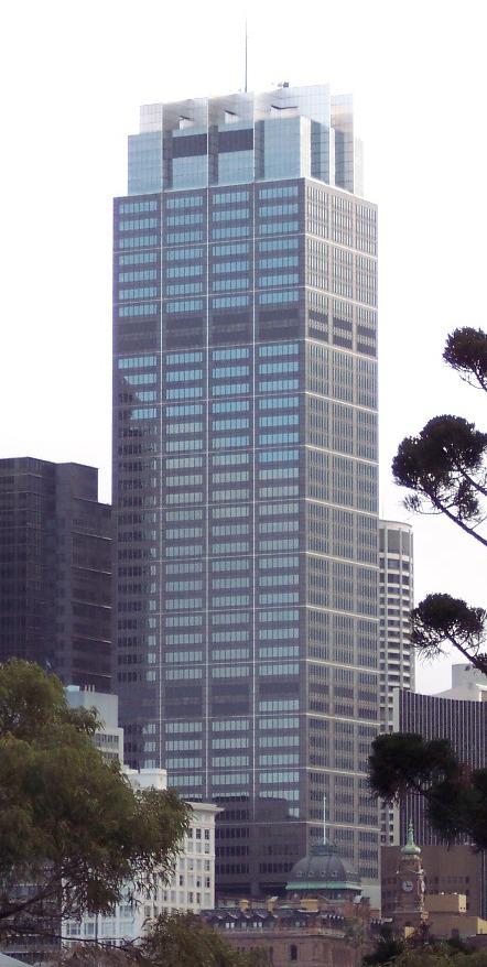 HO - Governor Macquarie Tower