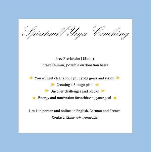 Spiritual:Yoga Coaching Aushang fertig e