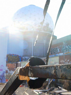Wilde Liebe auf dem Teufelsberg Berlin