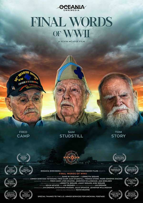 Final Words of WWII - LOW REZ MOVIE POST