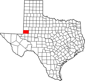 Introducing The 134:  Andrews County