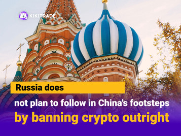 Stands in contrast to that of China, Russia won't ban foreign crypto exchanges