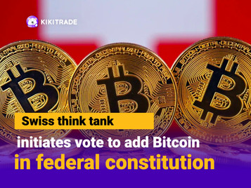 Swiss think tank initiates vote to add Bitcoin in federal constitution