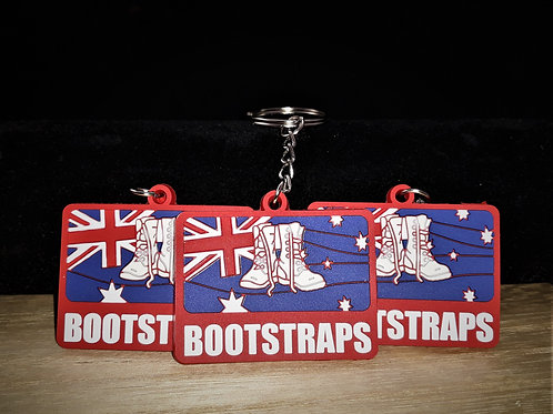 BOOTSTRAPS Key Rings