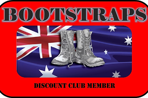 Bootstraps Discount Club