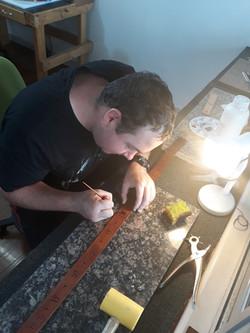 Leather workshops
