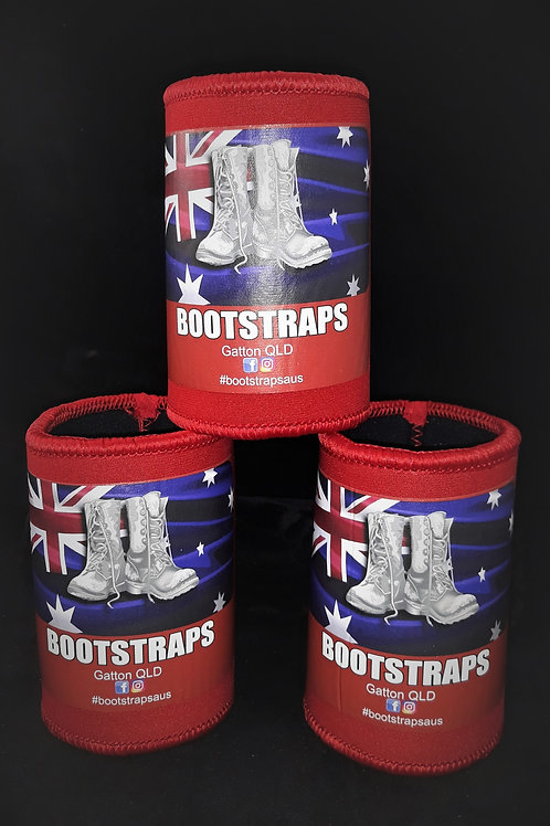 BOOTSTRAPS Stubby Coolers