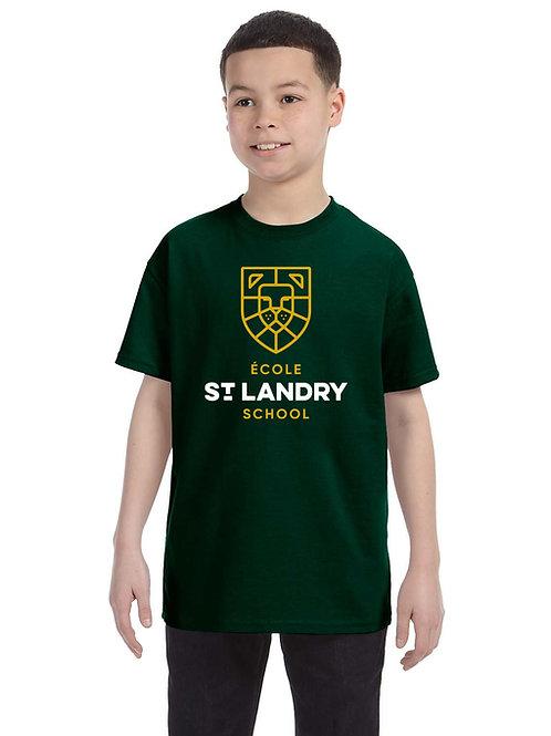 Youth Short-Sleeve Spirit Shirt