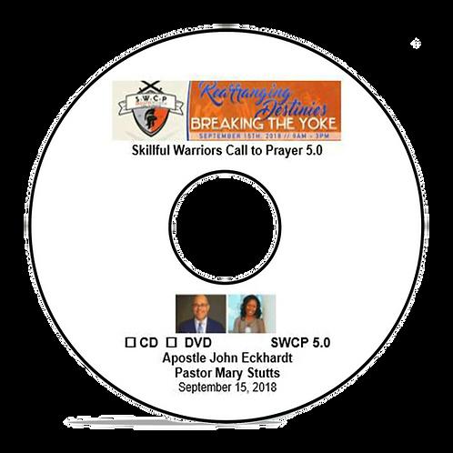 Audio CD - Skillful Warriors Call to Prayer