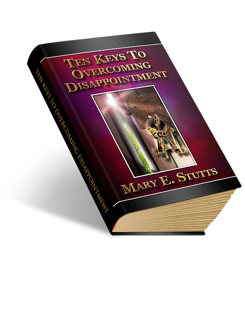 Book: Ten Keys to Overcoming Disappointment