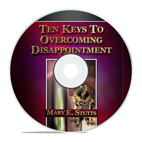 Audio CD: Ten Keys to Overcoming Disappointment