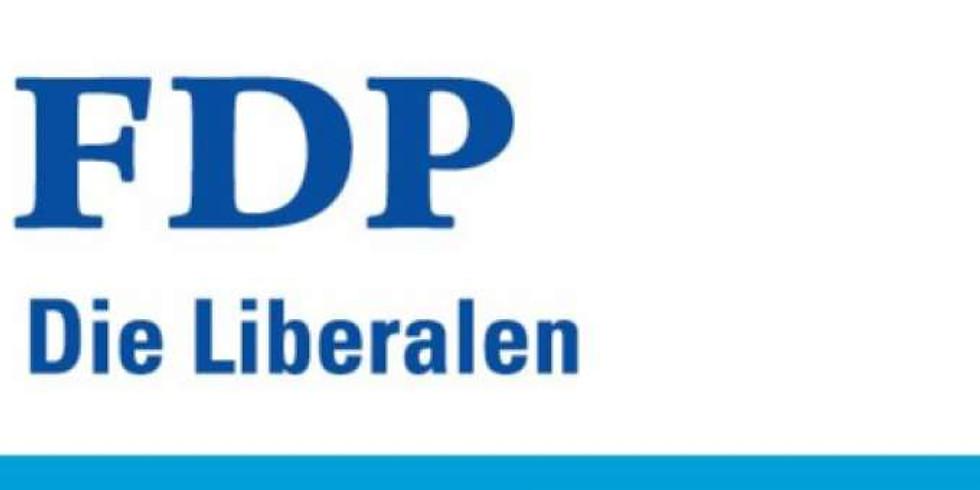 Mitgliederversammlung FDP. Die Liberalen Thurgau