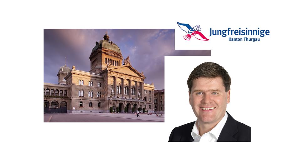 JFTG meets NR Hansjörg Brunner