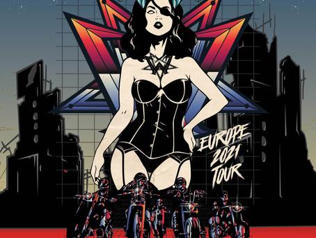 Wildstreet 'Kings Of World Tour' Europe