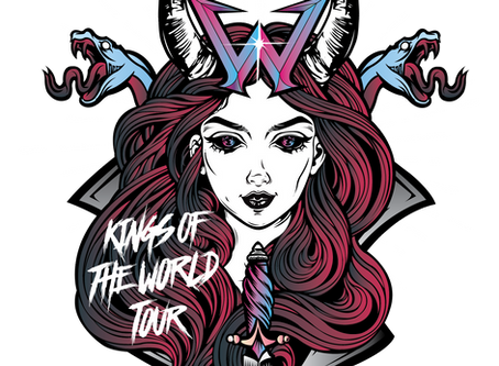 #KingsOfWorld continues next week!