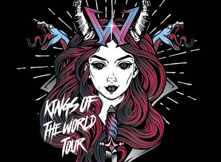 'Kings Of The World Tour' begins in NYC at Knitting Factory Brooklyn!