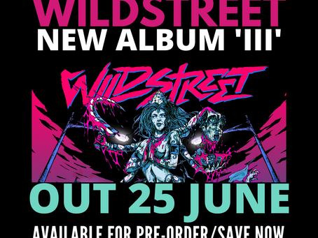 Wildstreet III next Friday