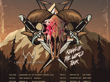 Wildstreet 'Kings Of World Tour'                   w/ Once Around