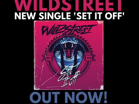 Out now! 'Set It Off' 🤘
