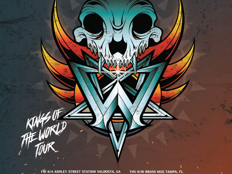 'Kings Of World Tour' dates announced for June 2021