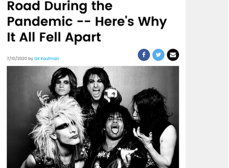 Wildstreet in Billboard Magazine