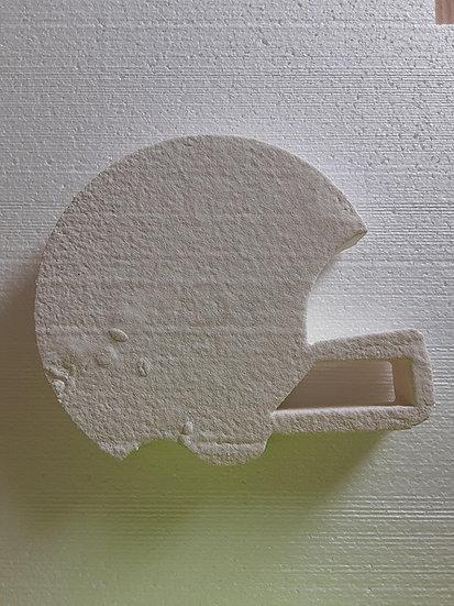 Customizable Helmet Stucco Art