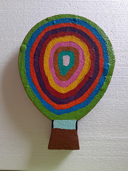 Balloon Stucco Art