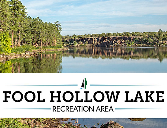 Fool Hollow Lake Campground
