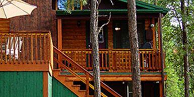 Pinetop Vista Cabins