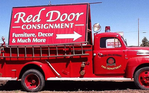 Red Door Consignment