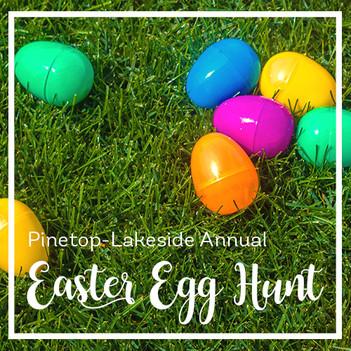 PL Easter Egg Hunt
