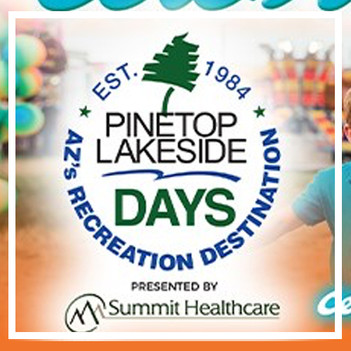 Pinetop-Lakeside Days
