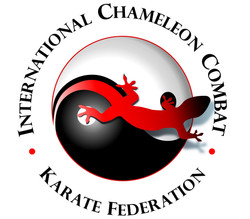 Chameleon Combat Karate Logo