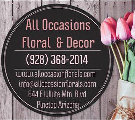All Occasion Floral & Decor