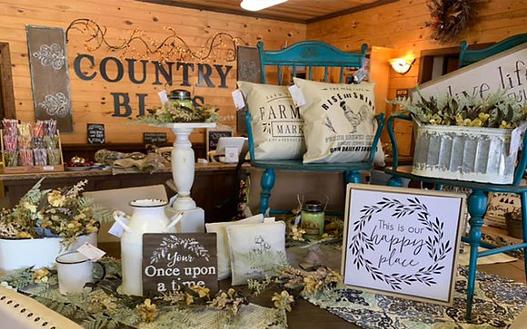 Country Bliss Boutique