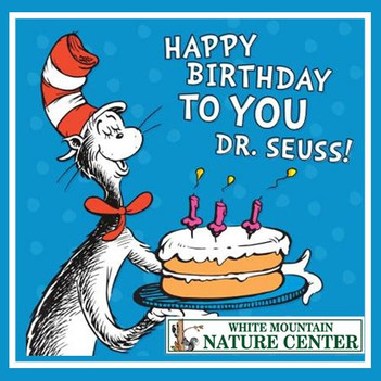 WMNC Dr. Seuss Birthday Party