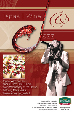 Courtyard by Marriott Tapas, Wine and Jazz Lime _ Reservation _ Imp-bar-01