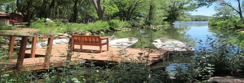 Lazy Oaks Resort in Lakeside, AZ