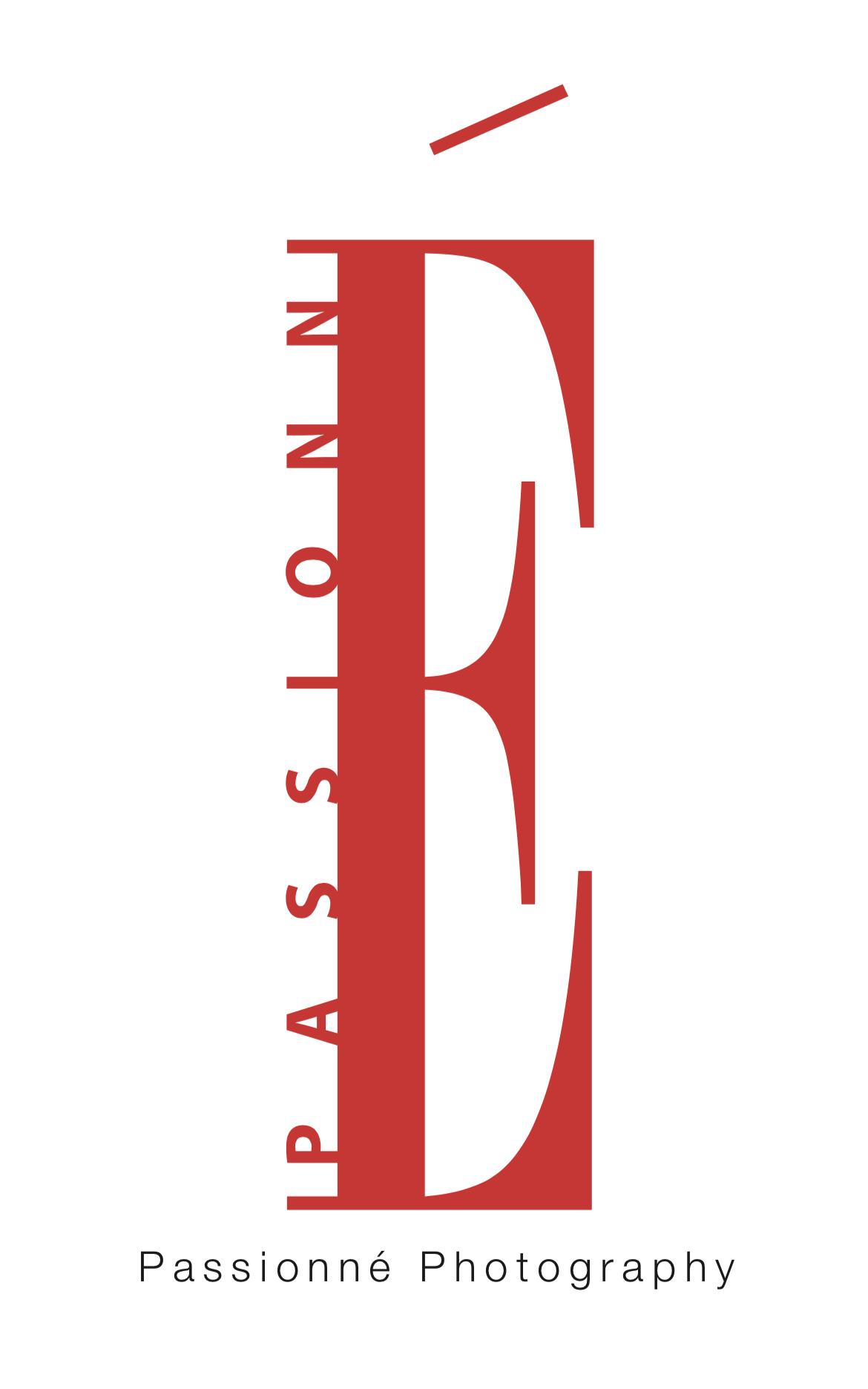 Passionné Photography Logo