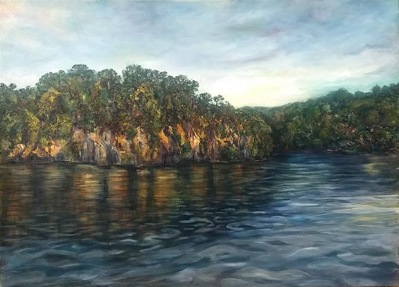 Tennessee River Bluffs