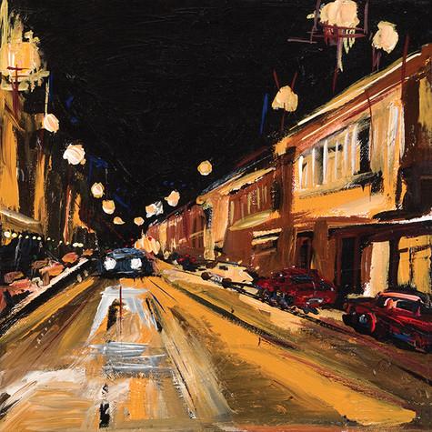 Night on Gay Street