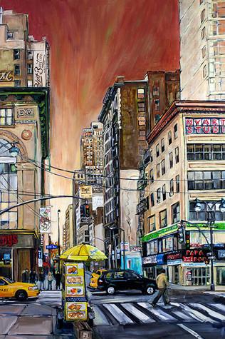 NY Art Studio
