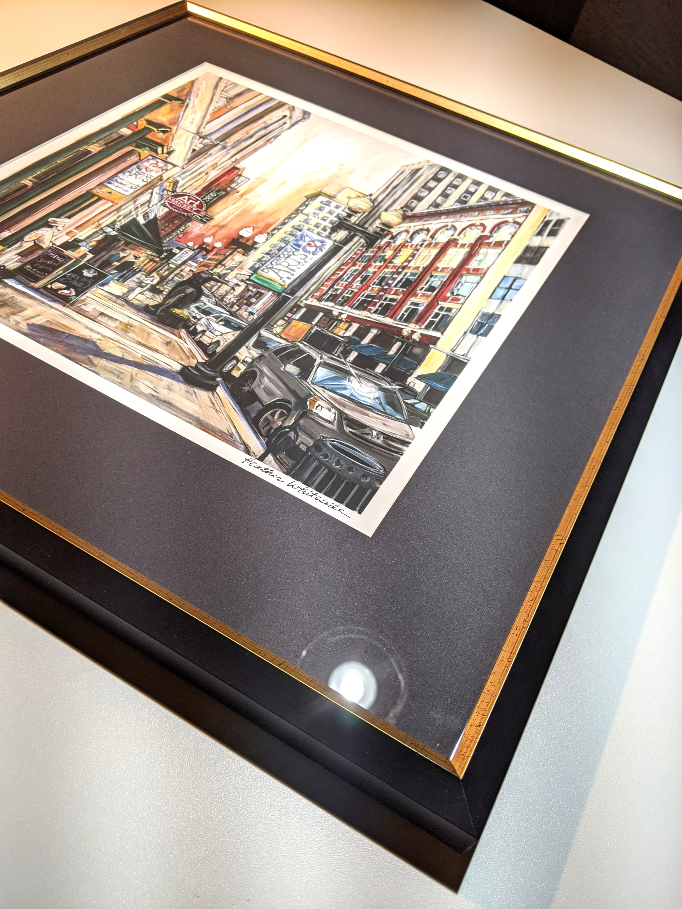 Archival Matting & Framing