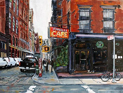 Fanelli Café