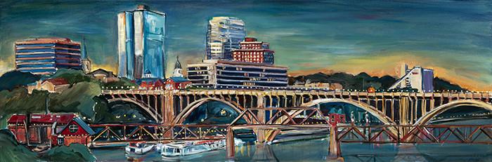 Knoxville Riverscape