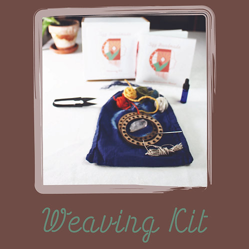 Virtual Weaving Workshop and Kit