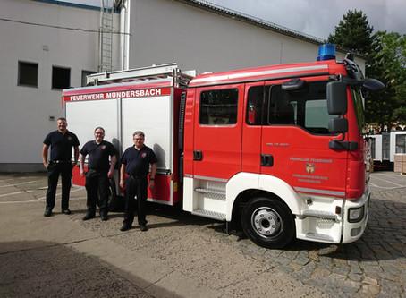 Neues MLF in Mündersbach eingetroffen